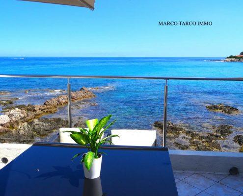 Location De Villas Les Pieds Dans L Eau En Corse Du Sud Marco Tarco Immoblier